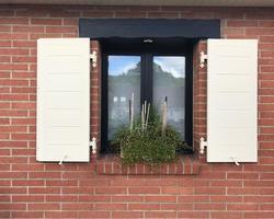 volets battants - Du portail à vos fenêtres - Lillers
